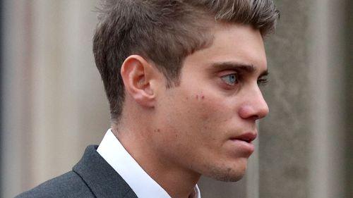 Australian cricketer Alex Hepburn.