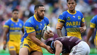 <strong>Parramatta Eels - Suaia Matagi</strong>