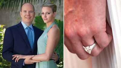 Princess Charlene of Monaco - $90,000