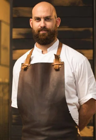 Chef David Pynt of Burnt Ends restaurant in Singapore