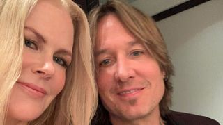 Nicole Kidman, Keith Urban, Instagram, selfie
