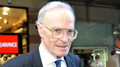 Former High Court judge Dyson Heydon's report will be made public today. (AAP)