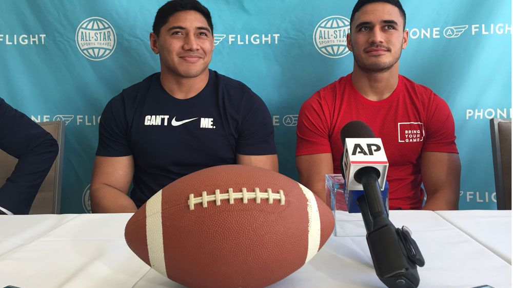 New NFL teams in Taumalolo, Holmes hunt