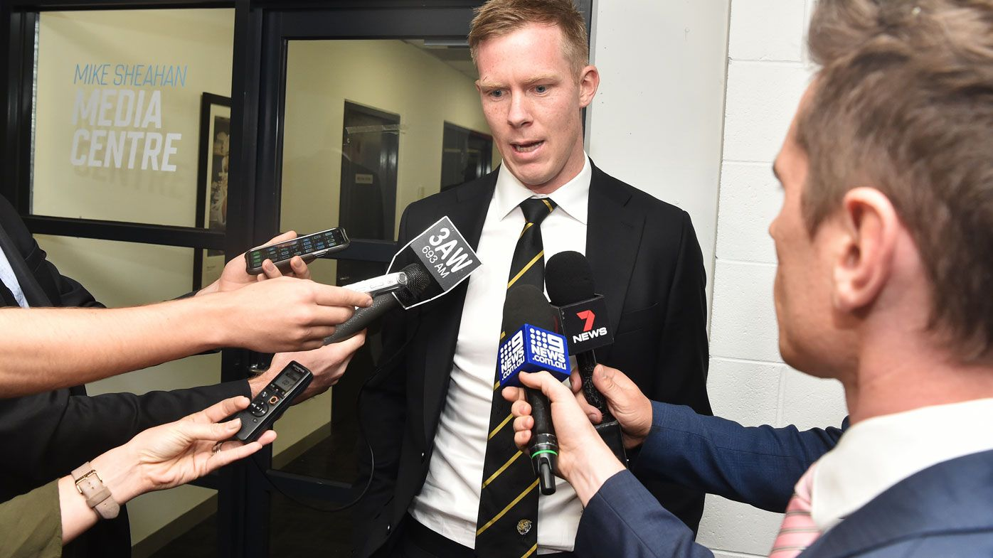 AFL tribunal upholds Tigers' Jack Riewoldt charge