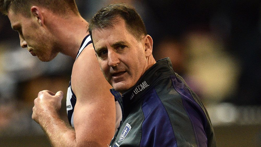 Lyon blasts Dockers after AFL loss