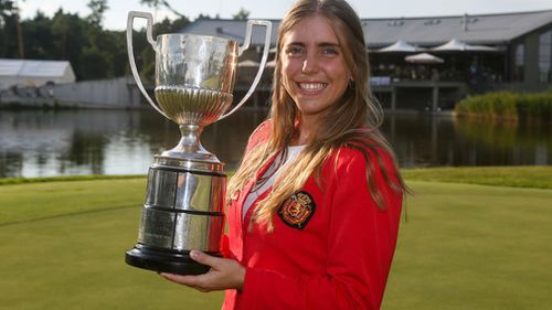 Star Spanish collegiate golfer Celia Barquin Arozamena was killed by a homeless stranger while playing a round near her university campus in Iowa.