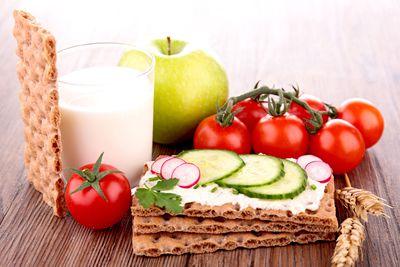 Snack healthier