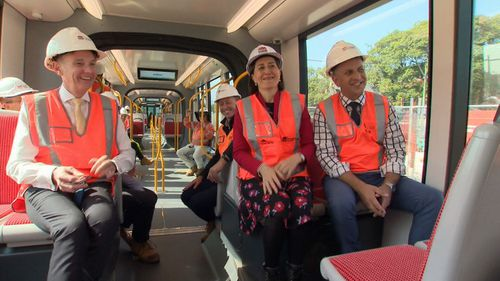 The Berejiklian Government has allocated $1 billion for stage one of the Parramatta Light Rail, with the proceeds of the tax to make up any shortfall.