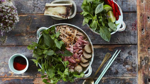 Little Viet Kitchen beef pho