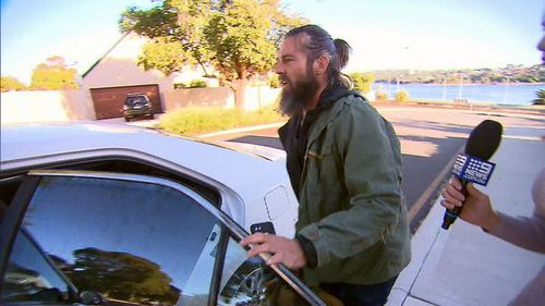 Former AFL star Ben Cousins has been refused bail after allegedly concealing 13g of methylamphetamine in his body.