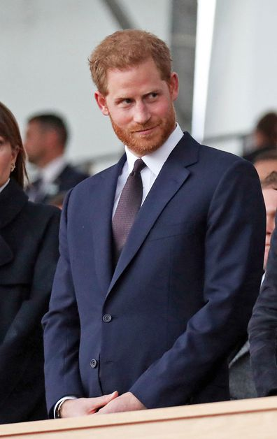 Prince Harry attends the Royal Windsor Horse Show