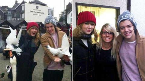 er Harry stiler dating Taylor Swift 2012 helt gratis dating for over 50s