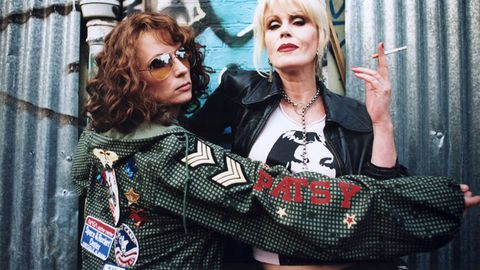 Ab Fab returning to screens for Christmas
