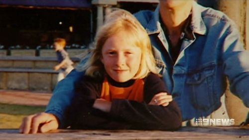 Walsh hit and killed 10-year-old cyclist Jess Meehan in 2003. (9NEWS)