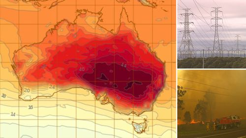Some areas of Sydney could experience their hottest summer day on record today. (AAP)