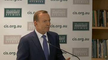 Abbott hits nuclear button over Turnbull's 'defence strategy'
