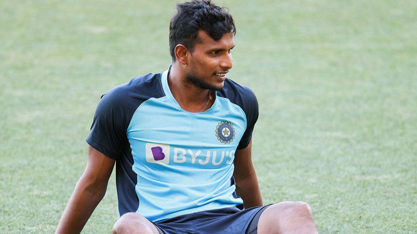 IPL rocked by COVID chaos days after restart as Sunrisers' Thangarasu Natarajan tests positive