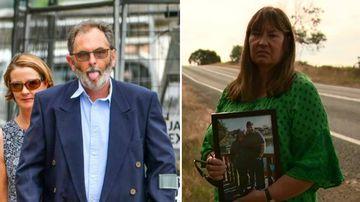 Killer driver's cruel gesture as victim's mum mourns