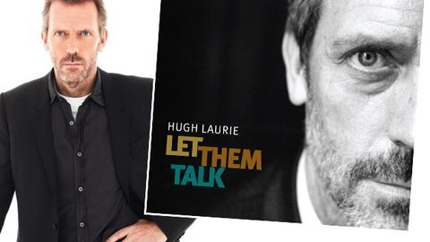 Listen now: Hugh Laurie sings the blues