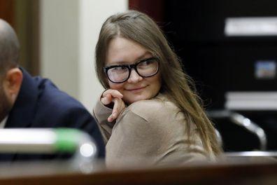 Anna Delvey Anna Sorokin trial