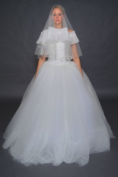 Victor & Rolf Marriage, New York Bridal Fashion Week, 2017