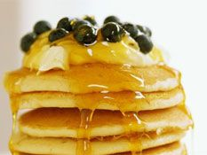 Blueberry pancakes (Getty Images)