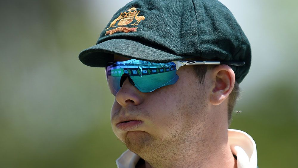 Steve Smith and his men may have to battle the rain as well as the Proteas. (AAP)