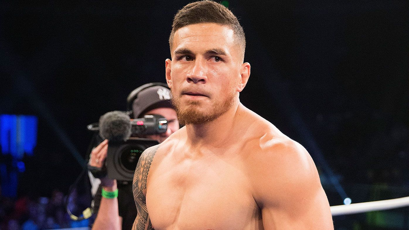 Sonny Bill Williams reveals world champion boxing pursuit confirms rugby league retirement – Wide World of Sports