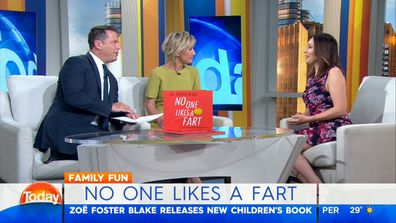 TODAY: Zoe Foster Blake on her new children's book