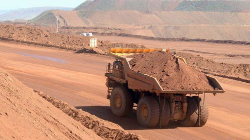 A surge in iron ore prices will add more cash to the government coffers ahead of the budget.