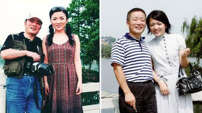 Hua fancies himself quite the photographer as his daughter grows elegantly into full womanhood.