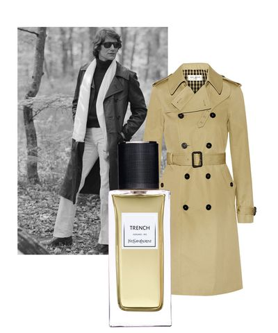 Rounding out the fragrance ensemble is the Trench, the collection's floral number, with just a hint of citrus and an iris base. The Le Vestiarie Des Parfums collection hits stores in February.