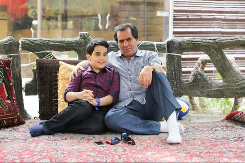 The young Iranian boy whose simple act of kindness won the admiration of Barack Obama