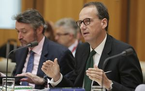 ASIC Chair James Shipton to stand aside amid $118k tax advice bill