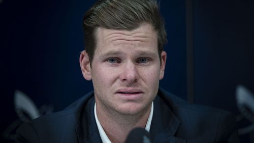 Smith was banned for 12 months for his role in the ball-tampering scandal.