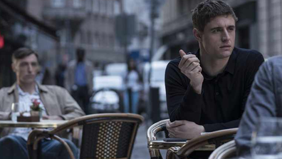 Max Irons, the son of English actor Jeremy Irons, stars as Joe Turner.