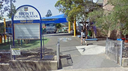 Parents at Bronte Public School were informed immediately following the outbreak of whooping cough.