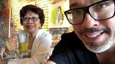 Jo Koy, comedian, mum, Instagram, video