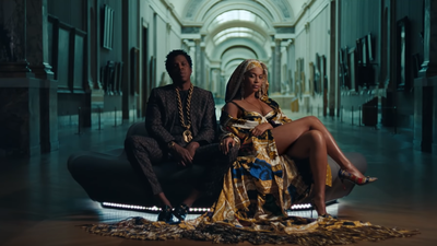 A guide to the art in Beyonce and Jay-Z's new music video