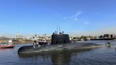 Emergency signals detected from missing submarine