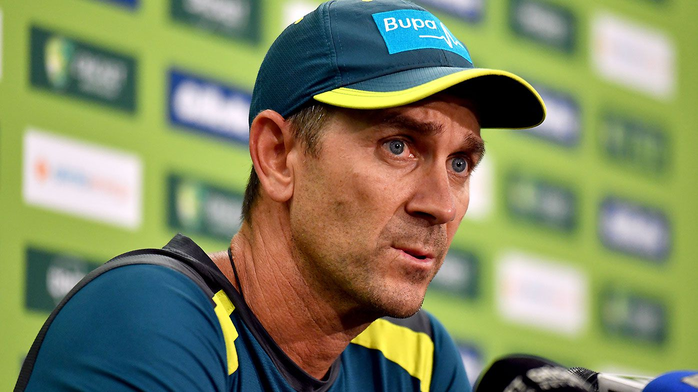 Justin Langer takes aim at reporters over Glenn Maxwell 'careless whispers'