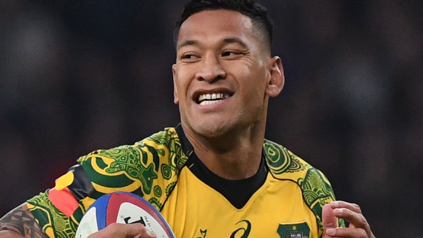 Israel Folau sacking will either finish him or Raelene Castle: Peter FitzSimons