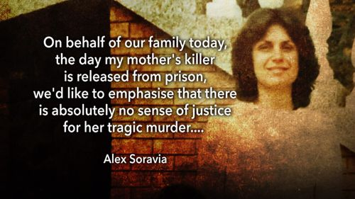 The Soravia family issued statements about Zammit's release.