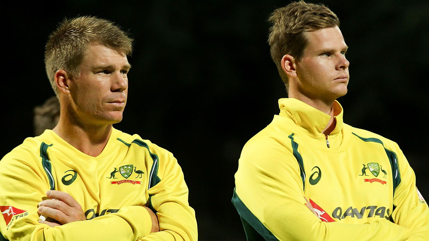 Aaron Finch reveals how Steve Smith and David Warner will be re-integrated into Australia's team
