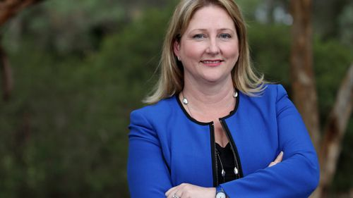 Candidate for the seat of Mayo Rebekha Sharkie. Picture: AAP