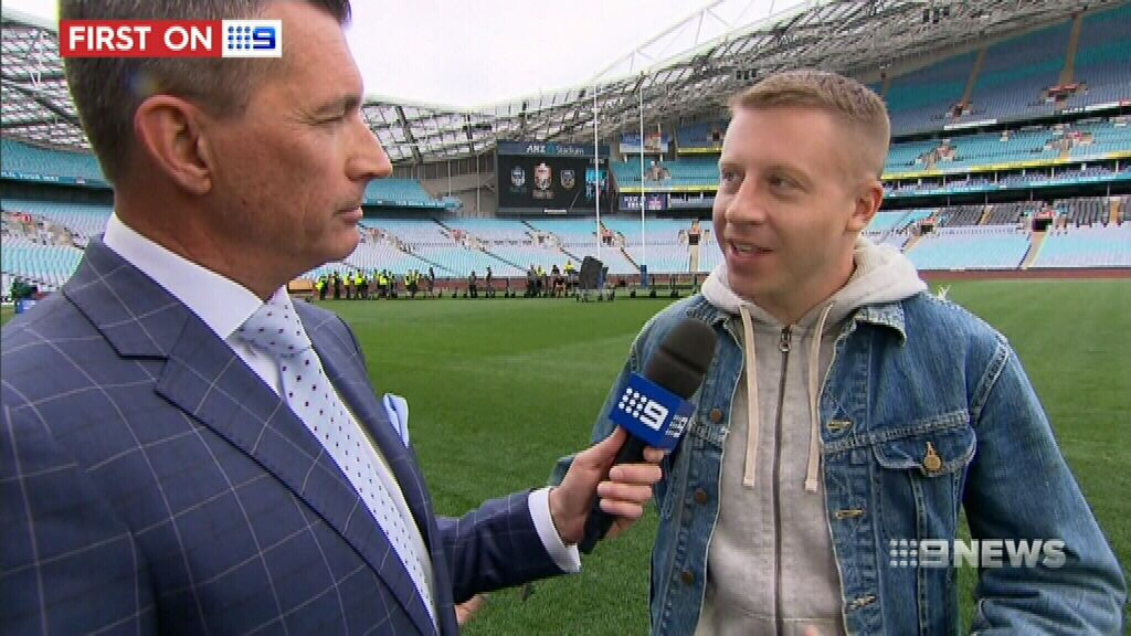 Macklemore pledges to donate song earnings to Yes campaign