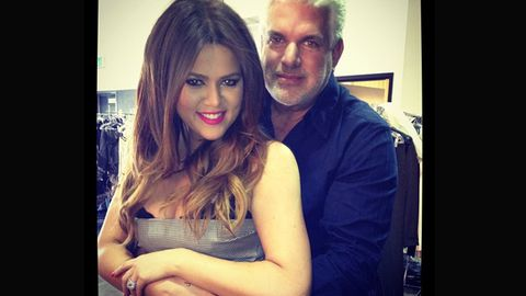 Kylie Jenner tweets pic of Khloe Kardashian and her 'real dad'