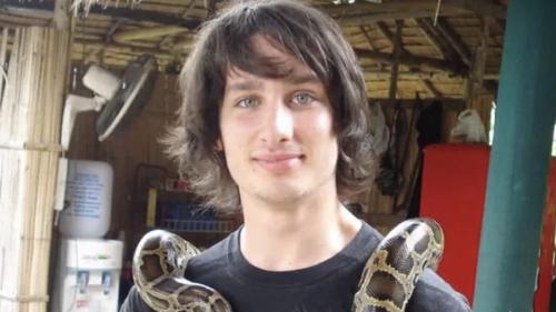 Zane Meyer's body was found in Lysterfield.