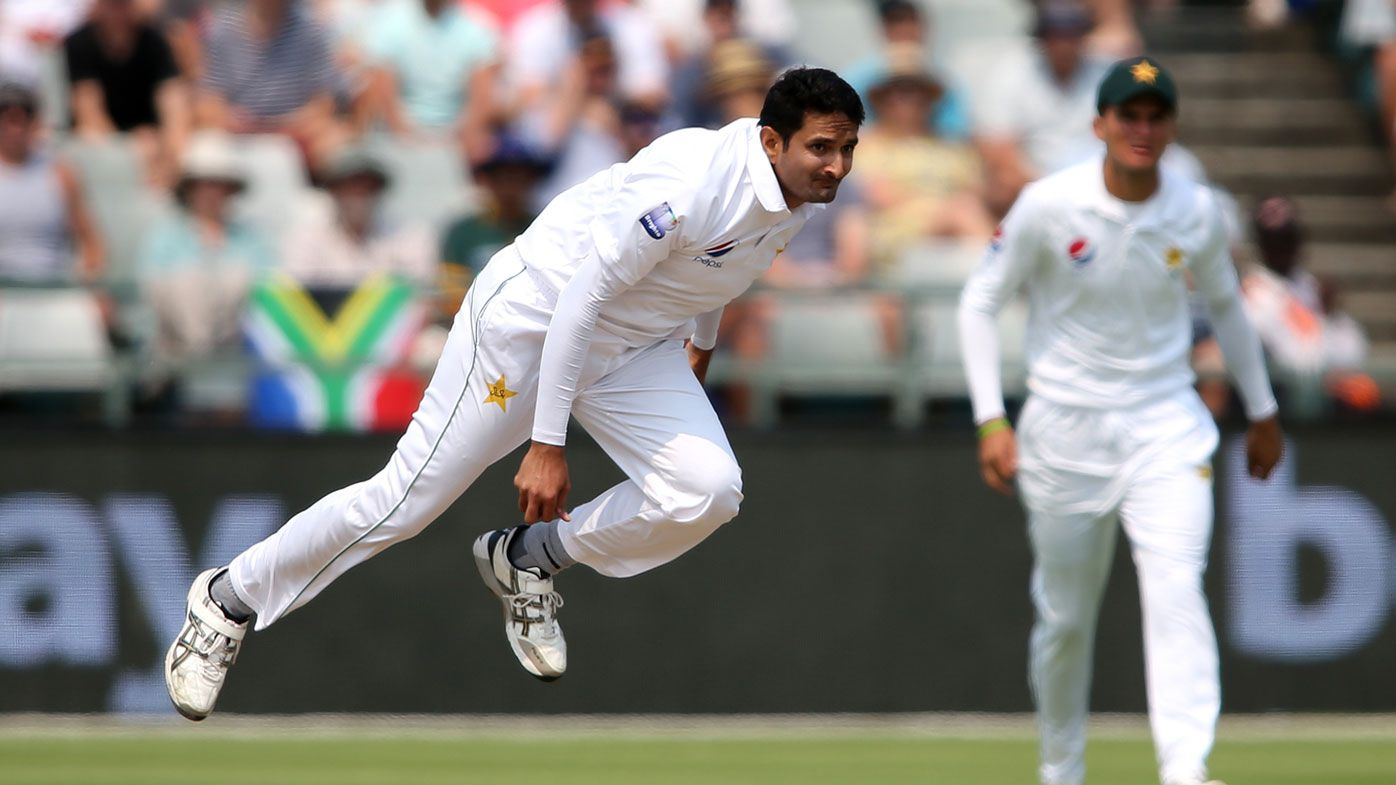 'I am not at all happy': Mohammad Abbas frustrated after day one of second Test