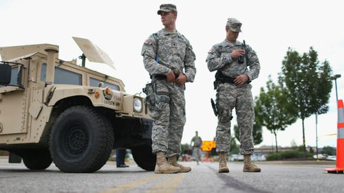 National Guard withdraw from Ferguson as protests ease